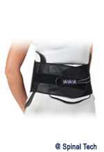 Semi-Rigid Lumbar Sacral Orthosis LSO