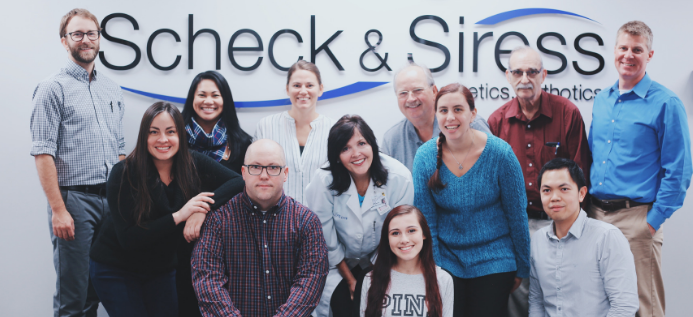 scheck and siress staff photo